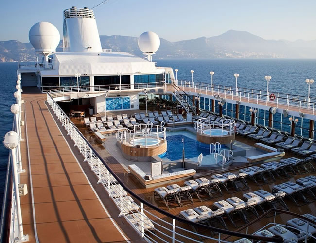 An 11-day cruise aboard the Azamara Journey is perfect for the most discerning of travellers