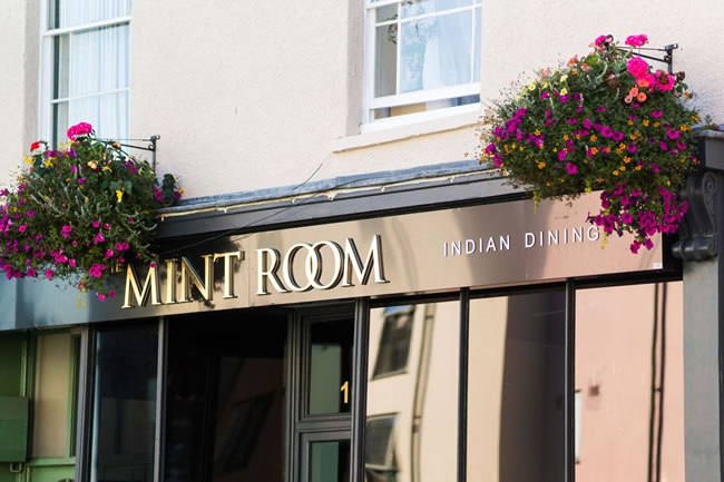 The Mint Room, Clifton Village in Bristol