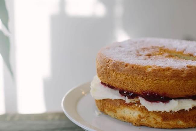 Twelve in Clifton Village cake
