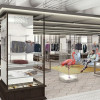 Luxury retailer Harvey Nichols has unveiled their new menswear department today at their Knightsbridge store.