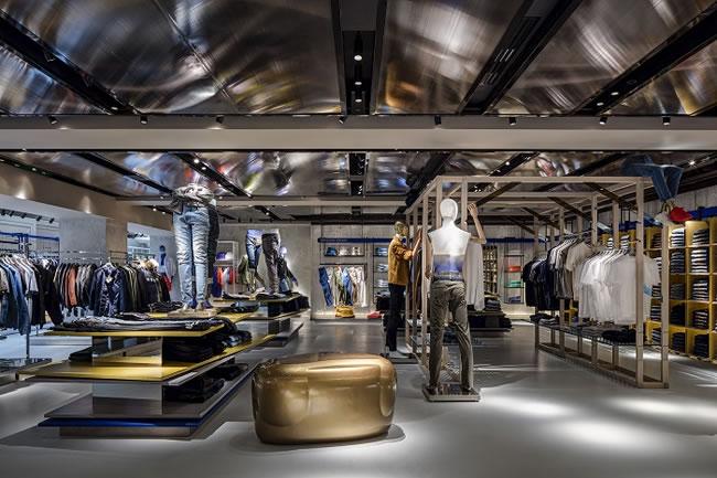 Harvey Nichols New Menswear Destination - Denim 3 650