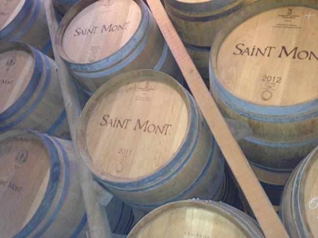 L'Empreinte de Saint Mont 2012 (75cl)