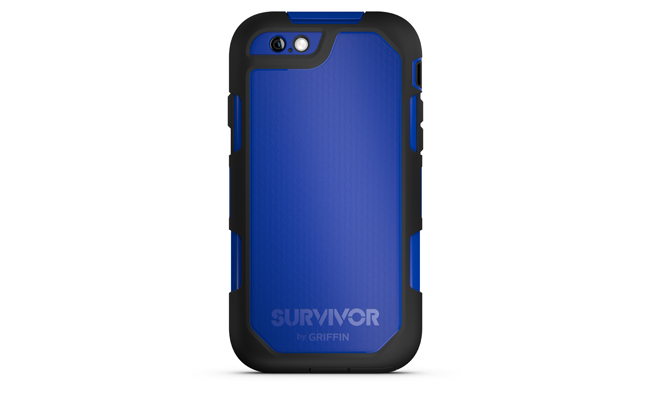 Set to protect against dirt, sand and drops is the Summit Survivor.