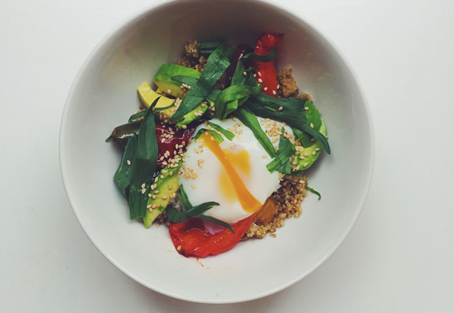 Salad Pride is one of the newest non-carb, healthy breakfast and lunch spots to hold membership of this exclusive residence