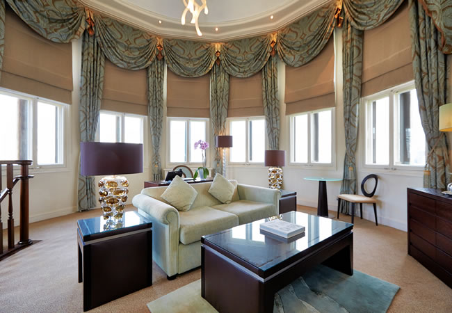 The Tower Suite at The Royal Horseguards