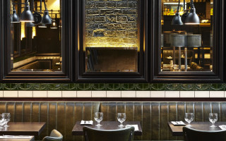 Tredwell's, Covent Garden in London