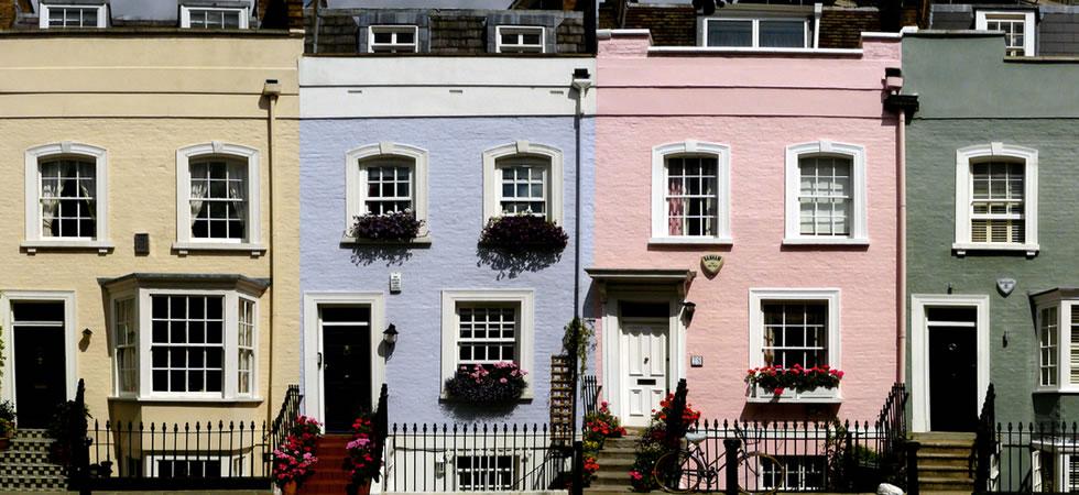 london property chelsea townhouse