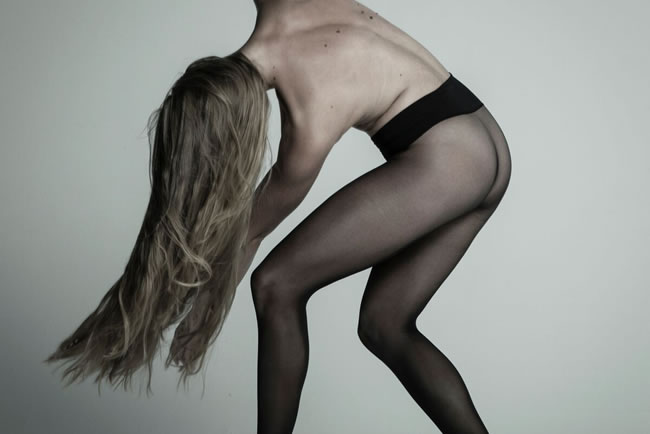 Apart from making amazing tights, Heist Studios' mission is to celebrate strength and femininity