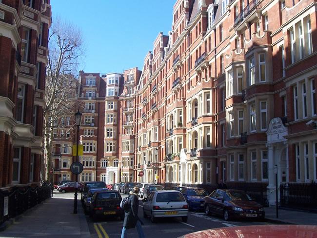 The affluent West London borough of Kensington tops the capital rich-list