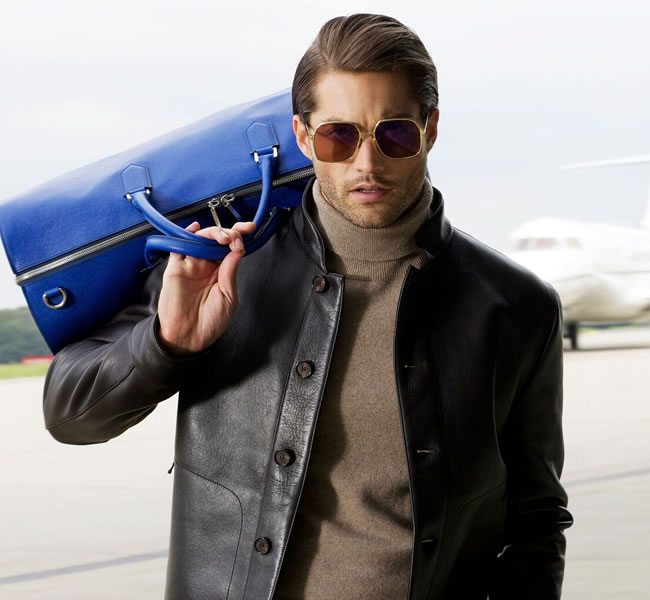 MARK/GIUSTI travel bag