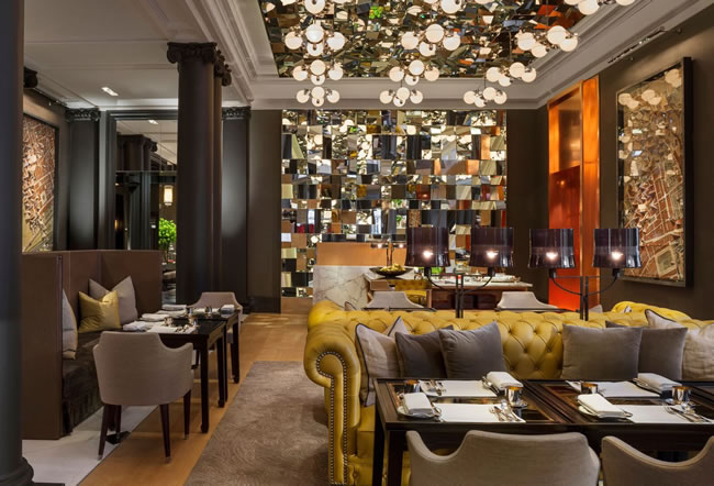 the mirror room rosewood london