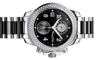 Thomas Sabo Glam & Soul Black Chronograph Watch