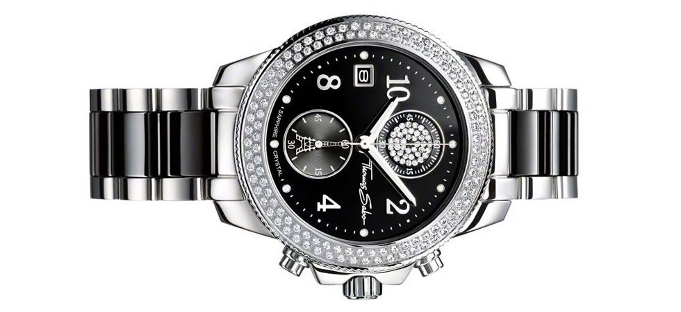 Watch Review Thomas Sabo Glam Amp Soul Black Chronograph