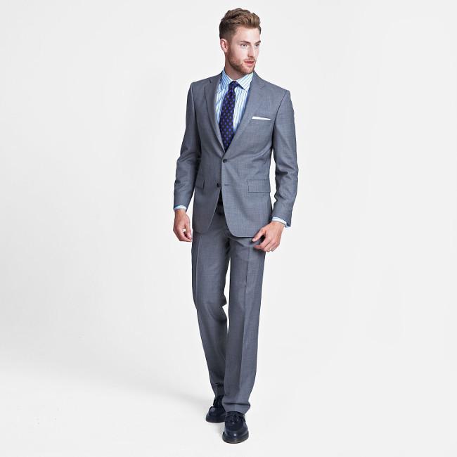 thomas pink suit