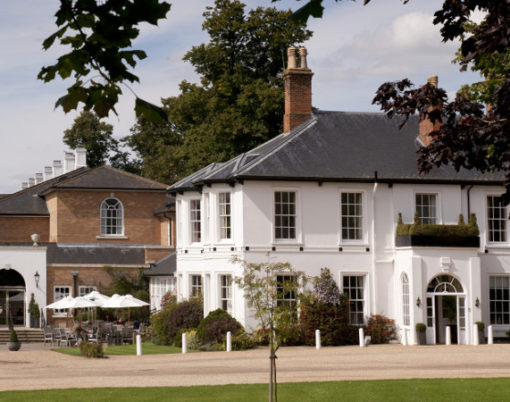 Bedford Lodge Hotel & Spa, Newmarket in Suffolk