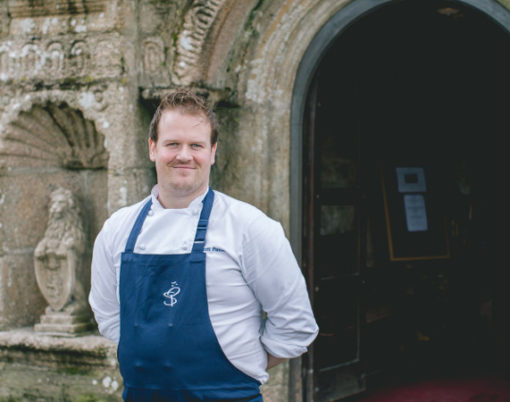 Scott Paton named new Head Chef at Boringdon Hall