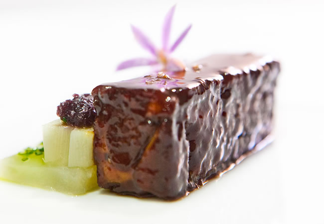 Zaranda is one of only two restaurants within Spain to have been awarded a second Michelin Star in 2016