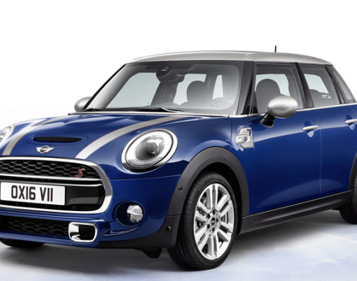 Taking inspiration from it's heritage, MINI unveil the MINI 7.