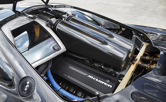 Concours standard McLaren F1 now available thanks to Special Operations at McLaren.