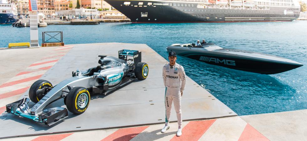 Monaco sees style meet performance in Monaco event.