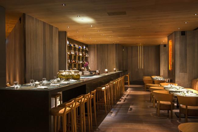 Restaurant review roka aldwych covent garden in london for Arredamento cucina ristorante