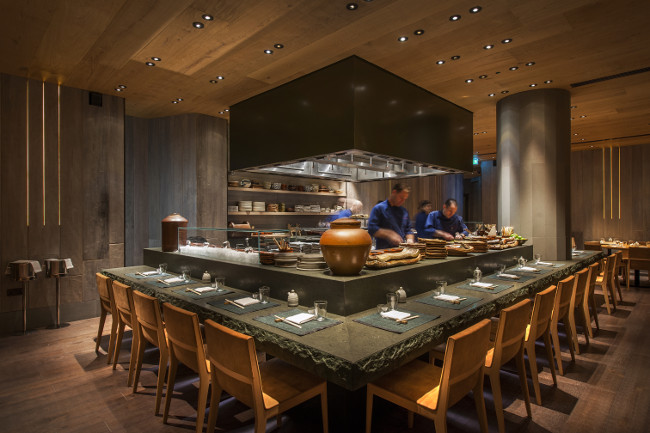 ROKA Aldwych, Covent Garden in London