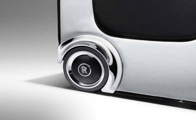 Travelling in style just got easier thanks to the Rolls-Royce Wraith collection.