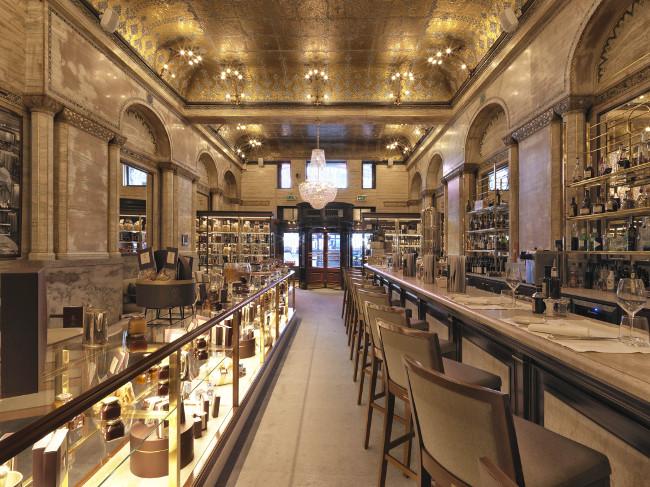 Beautiful restaurants in london