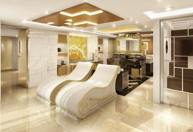 Seven Seas Explorer_Regent Suite _ In-Suite Spa