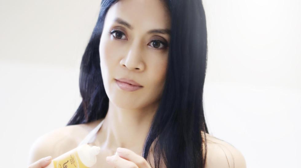 Korean beauty blogger Vicky Lee