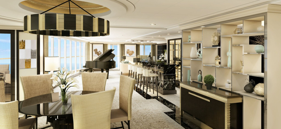 Five Of The Most Luxurious Cruise Penthouses U0026 Suites | Luxury Lifestyle  Magazine