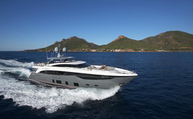 Plymouth based Princess Yachts International picks up global accolade.
