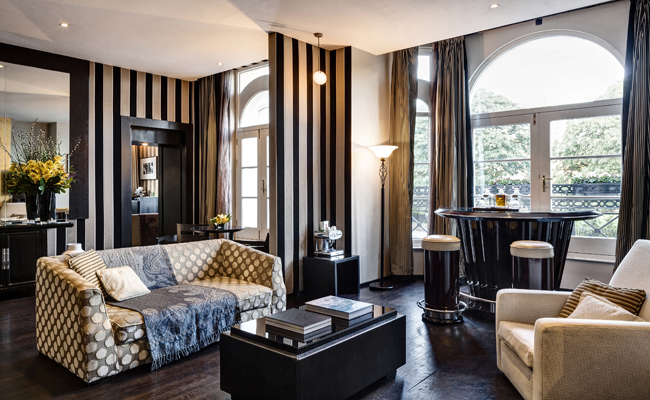 In the heart of London, The Baglioni Hotel, Hyde Park, has extended it's services.