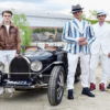 Ettore Bugatti unveil collaboration with LuisaViaRoma.