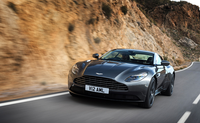 Three racy aston martin models set to draw in the visitors at Goodwood FOS.