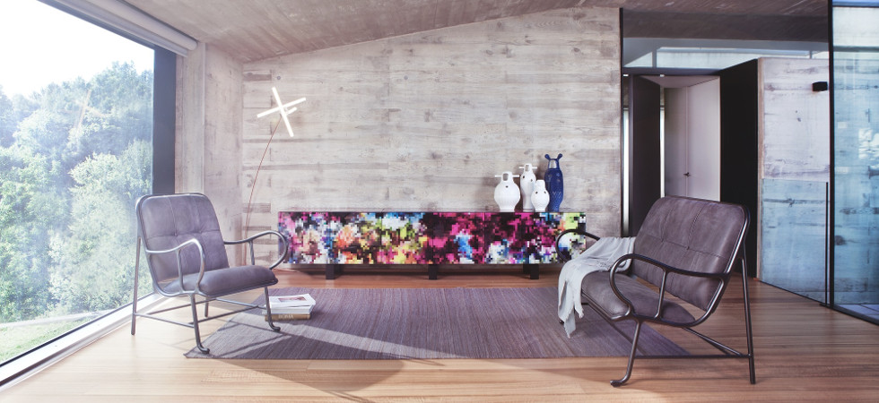 How to inject some colour into your home by designer Cristian Zuzunaga