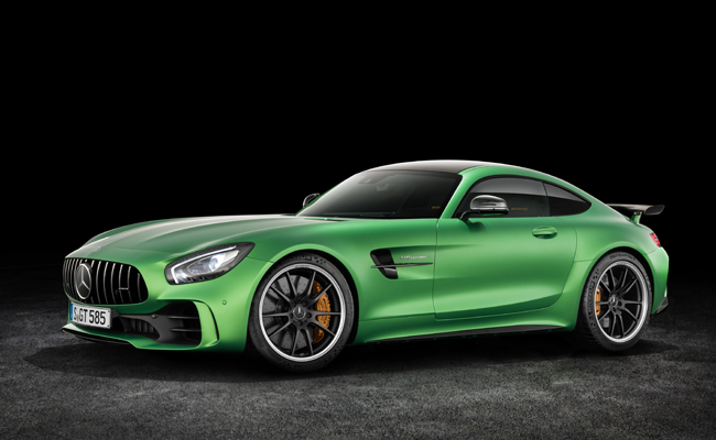 Born in the green hell of the nurburgring is this visually captivating GT R.