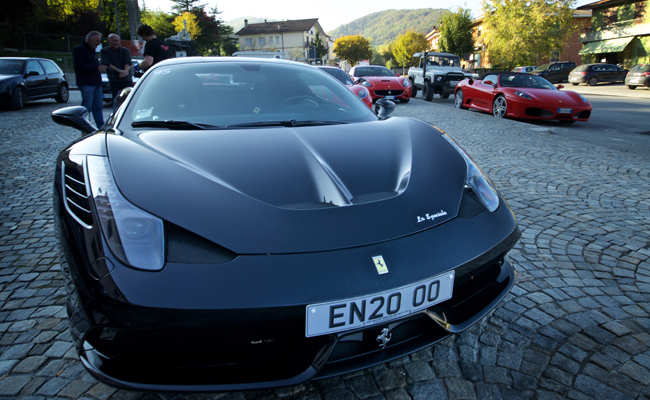 Luxury motoring descends on the Italian roads this September in the Best of Italy festival.