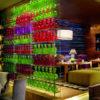 The Lantern Restaurant & Bar at The Ritz-Carlton in Bangalore, India