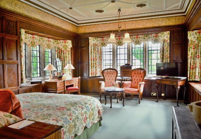 Lewtrenchard Manor Hotel, Nr Dartmoor in Devon