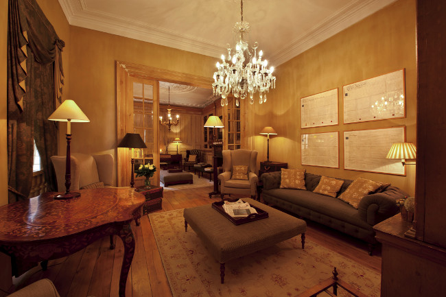 The Lounge, The Pand Hotel