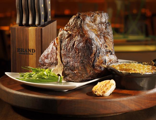 120-ounce Steak