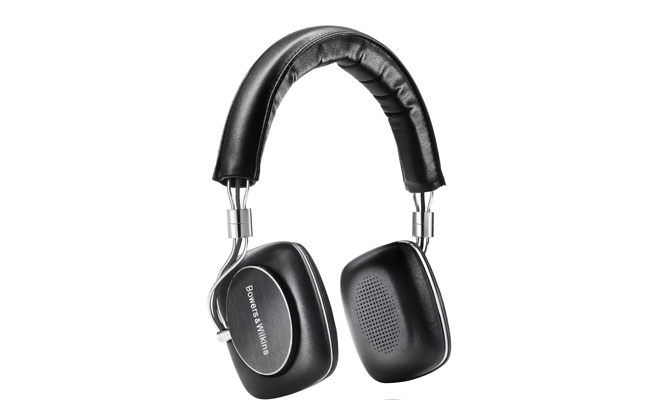 Stylish yet functional, the P5 from Bowers & Wilkins.