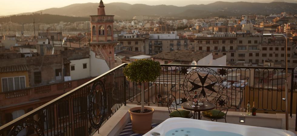Hotel Cort, Palma de Mallorca, Majorca in Spain