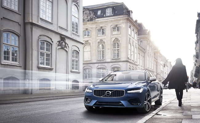 Volvo give two models the R-Design upgrade.