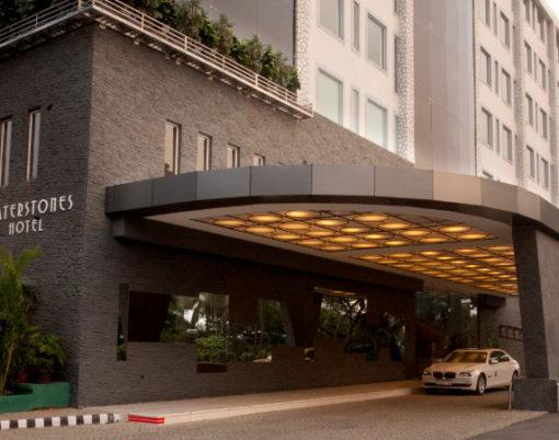 Waterstones Hotel & Club, Mumbai in India
