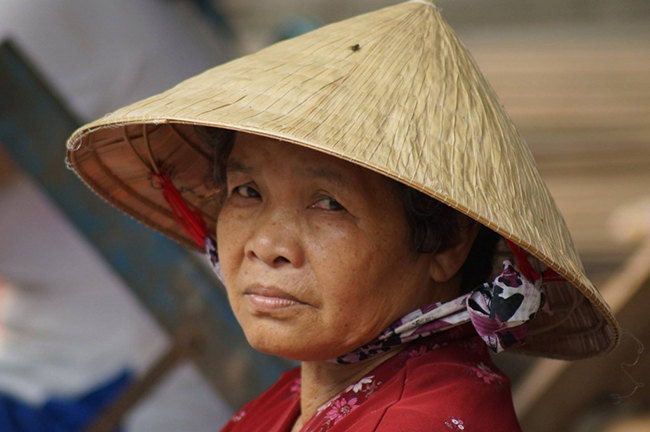 This is Vietnam; this is life on the mighty Mekong River