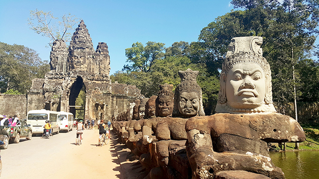 Beautiful Temples to Explore in Siem Reap Cambodia