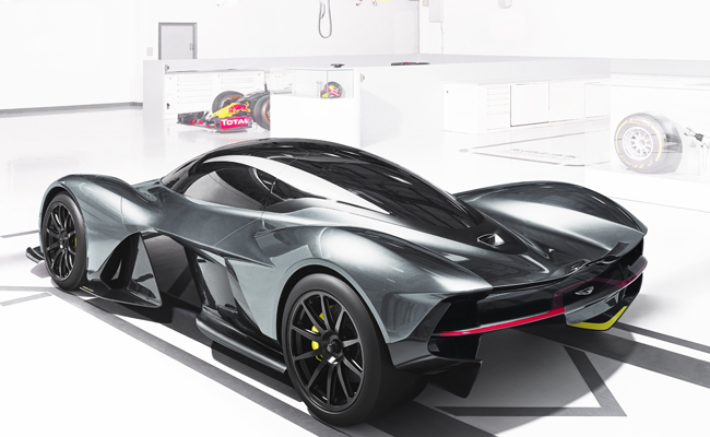 Visually stunning with the technology to support it , the AM-RB 001 hypercar has already sent waves across the motoring industry.