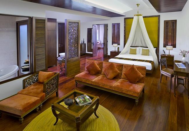 Guestroom Suite - Beautiful Decor